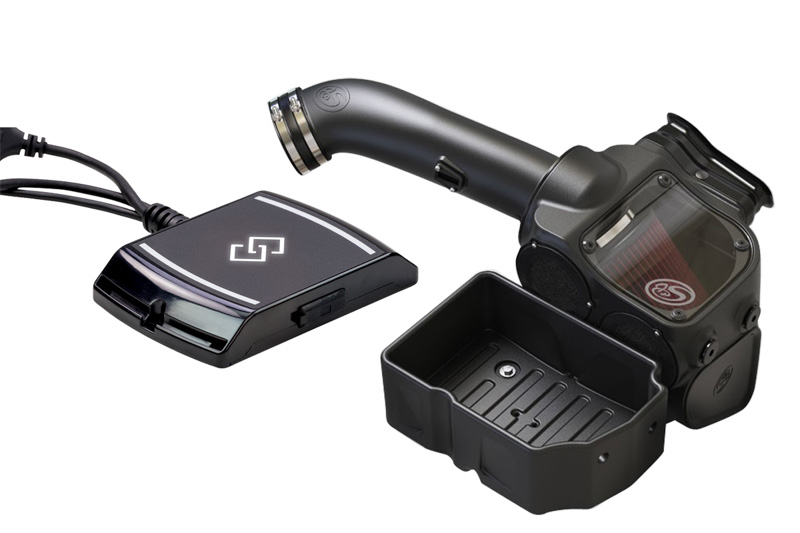 2017-2019 F250 & F350 6 7L Powerstroke EZLynk Auto Agent 2 0 & S&B Intake  Package (Oiled)