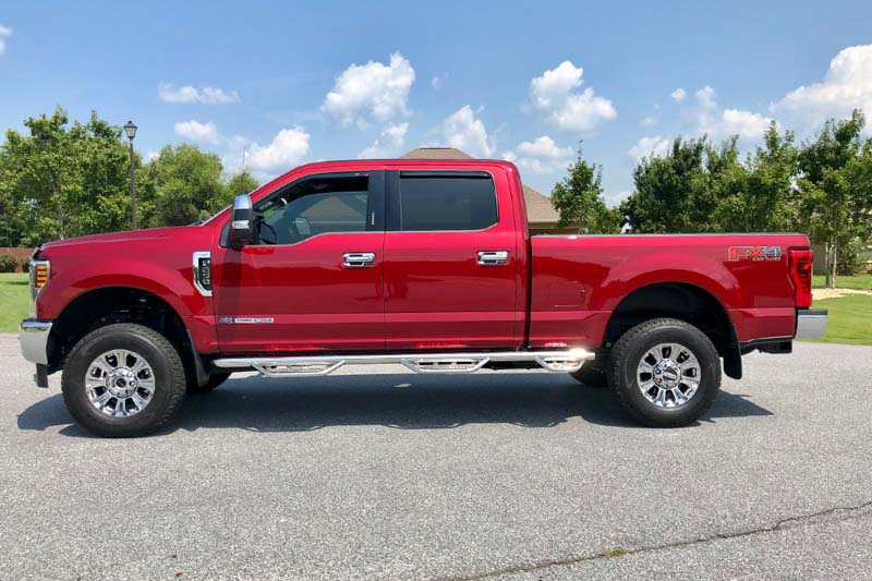 """2017-2019 F250 & F350 4WD Ready Lift 2.5"""" Front Leveling Kit 66-2725"""