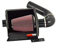 2005-2016 6.8L V10 Class C Motorhome K&N High-Flow Air Intake System