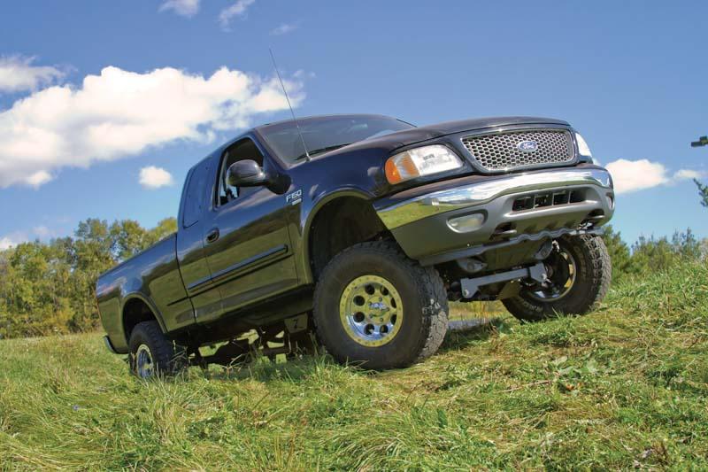 93 ford f150 4x4 lift kit