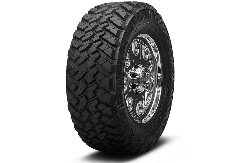 LT295/55R20 Nitto Trail Grappler M/T Radial Tire
