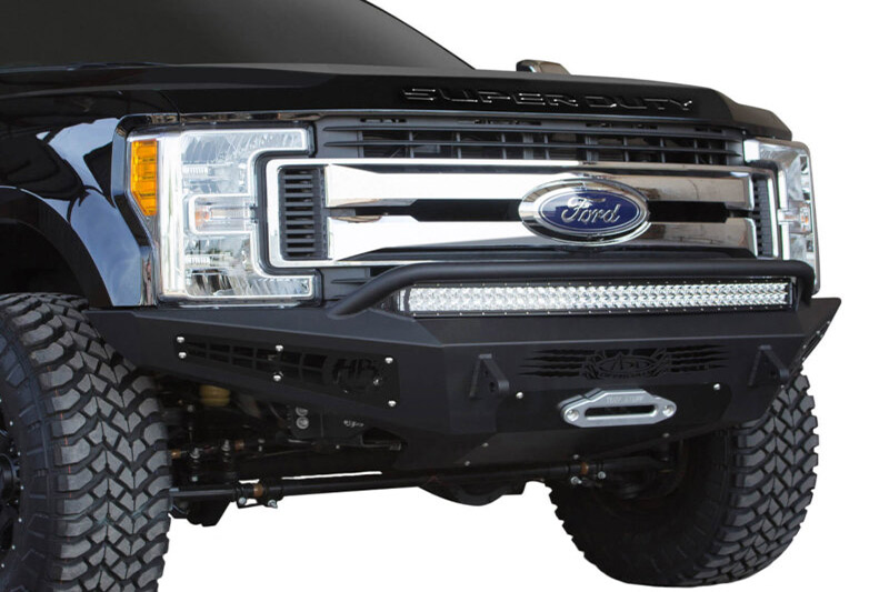 Just Added: ADD Honey Badger Off-Road Bumpers for the 2017 ...