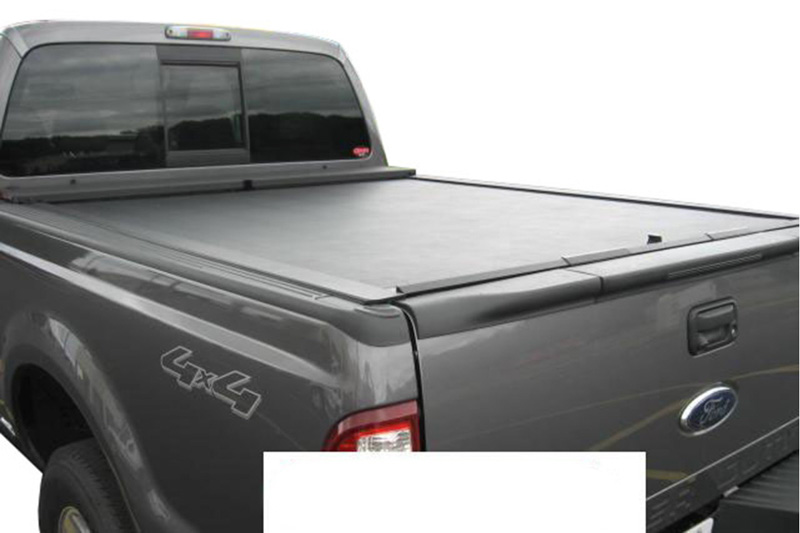 2008 2016 F250 F350 Roll N Lock Tonneau Cover 8ft Long Bed Lg119m
