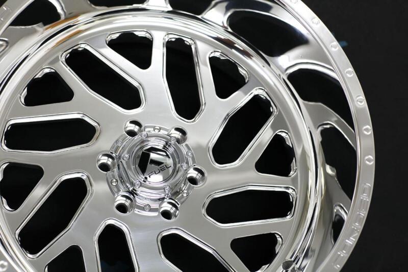 ff super duty fuel forged ff  wheel polished ff  xp