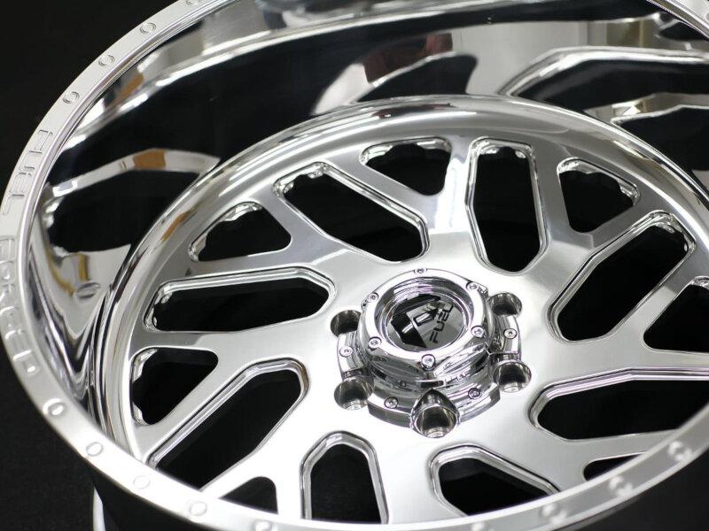 "2017 Shelby Gt500 >> 2004-2019 F150 Fuel Forged FF29 24x14"" Wheel Polished FF29 ..."