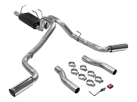 2017-2020 F250 & F350 6.2L Flowmaster Force II Cat-Back Exhaust System