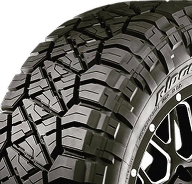 Gt Radial Tires >> 35x12.50R20LT Nitto Ridge Grappler M/T-A/T Hybrid Radial Tire NIT217-040