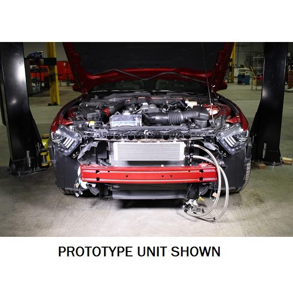 2015 2017 Mustang 5 0l Gt Mishimoto Oil Cooler Kit Silver