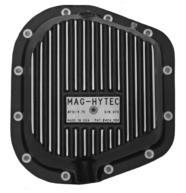 1999-2019 F150 & Raptor Mag-Hytec Rear Differential Cover (Ford 9 75