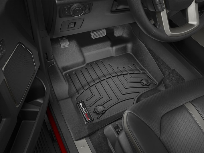 2015-2020 F150 WeatherTech Front Floor Mats Digital Fit ...