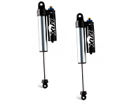 2004-2018 F150 4WD Fox 2.5 Factory Series Piggyback Rear Shock Set with DSC
