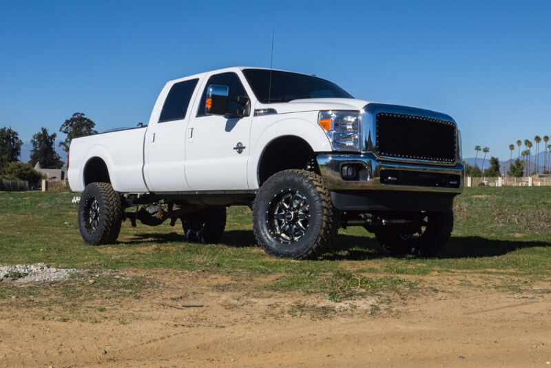 2011 2016 F250 F350 4wd Super Duty Icon 7 Stage 4 Lift Kit K67303 Ford F 350 Lifted