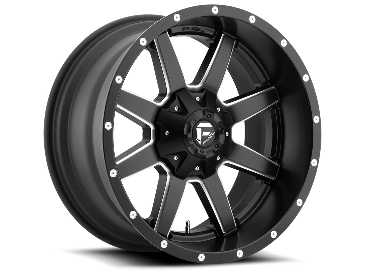2004-2021 F150 Fuel Maverick 18x9