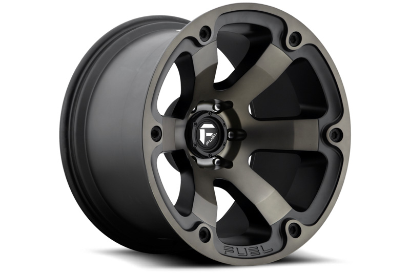 6x139.7mm Bolt Pattern Fuel Beast D564 17x10