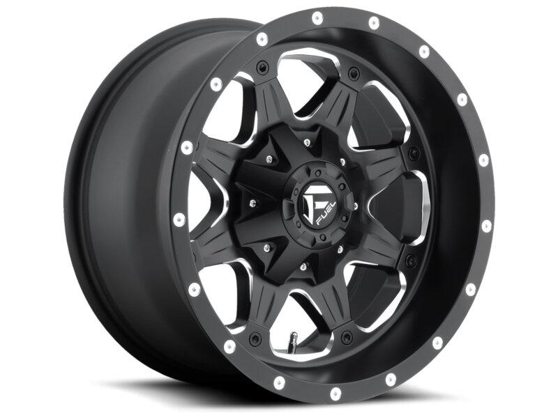 """1999-2018 F250 & F350 Fuel Boost 20x9"""" D534 Wheel (8x170mm ..."""