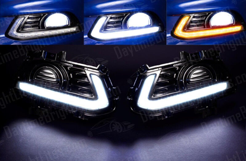2013 2016 Fusion Drive Bright Led Daytime Running Light