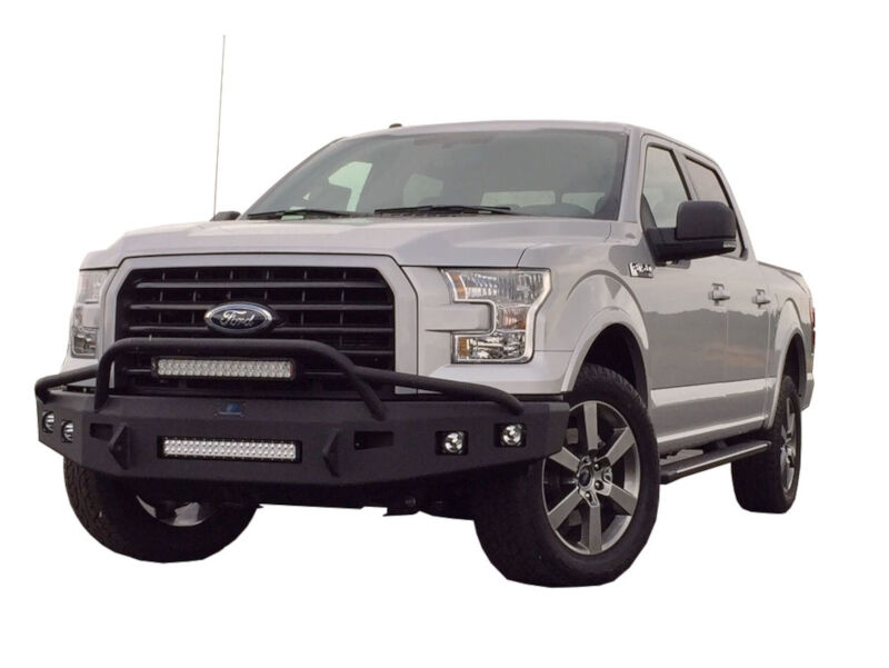 2015-2017 F150 Hammer Head Low-Profile Pre-Runner Front Bumper