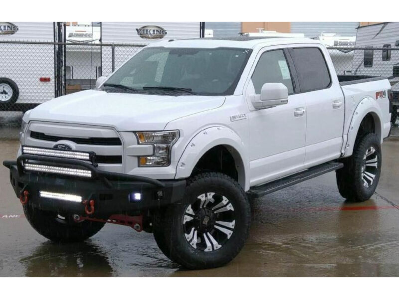 Off Road Bumpers F150 >> 2015-2017 F150 Hammerhead Low-Profile Pre-Runner Front Off ...
