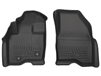 2015 Ford Explorer Husky WeatherBeater Front Floor Mats (Black)