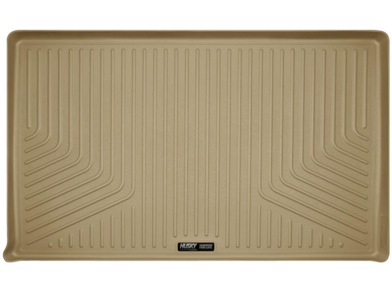 2007-2016 Ford Expedition EL Husky WeatherBeater Short Cargo Liner (Tan)