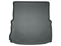 2011-2016 Ford Explorer Husky WeatherBeater Long Cargo Liner (Gray)