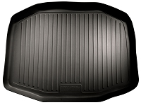 2011-2018 Explorer Husky WeatherBeater Short Cargo Liner (Black)
