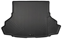 2015-2018 Mustang Husky Trunk Floor Mat (Black)