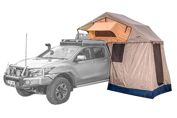 ARB Series III Simpson Rooftop Tent with Annex