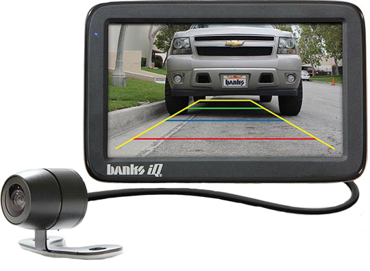 2011-2016 F150 / F250 & F350 Banks Back-Up Camera for iQ 2.0 Tuner