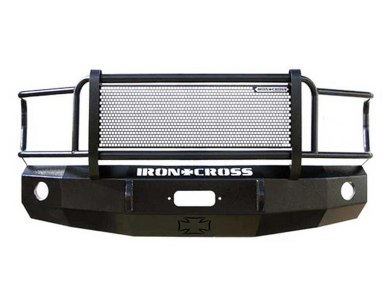 1997-2003 F150 Iron Cross Replacement Front Bumper w/ Full Guard (Winch Ready)