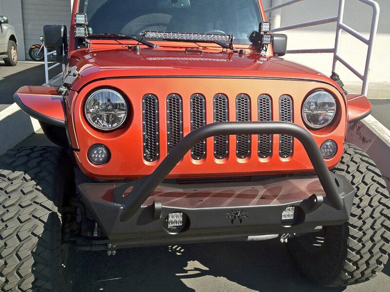 2007 2013 Jeep Jk Rigid Industries D Series Dual A Pillar Brackets 40335 Wrangler Gauge Pod Mounting Kit