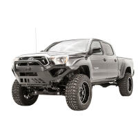 2012-2015 Tacoma Fab Fours Vengeance Pre-Runner Guard Front Bumper