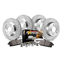 1997-2003 F150 4WD Power Stop Z36 Extreme Truck & Tow Complete Brake Kit (5-Lug)