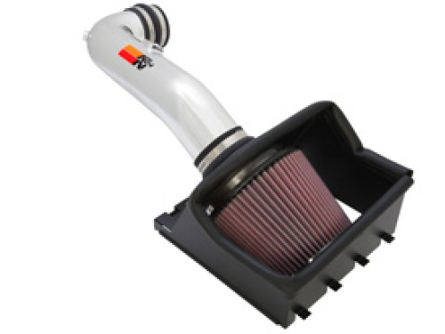 2009-2010 F150 4.6L Cold Air Intake Polished (3V Only)