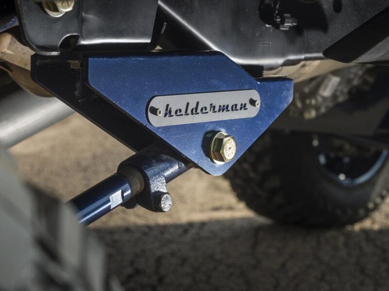 "2017-2019 F250 4x4 Kelderman 10-12"" Rear Air Suspension System KLM-69007"