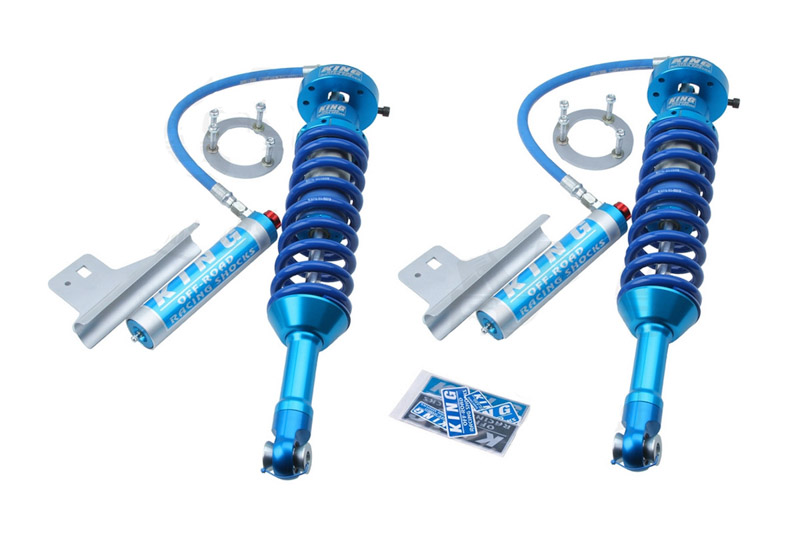 05-19 F250 & F350 King OEM Series 2.5 Front Coilover Conversion w/ Compression Adjuster