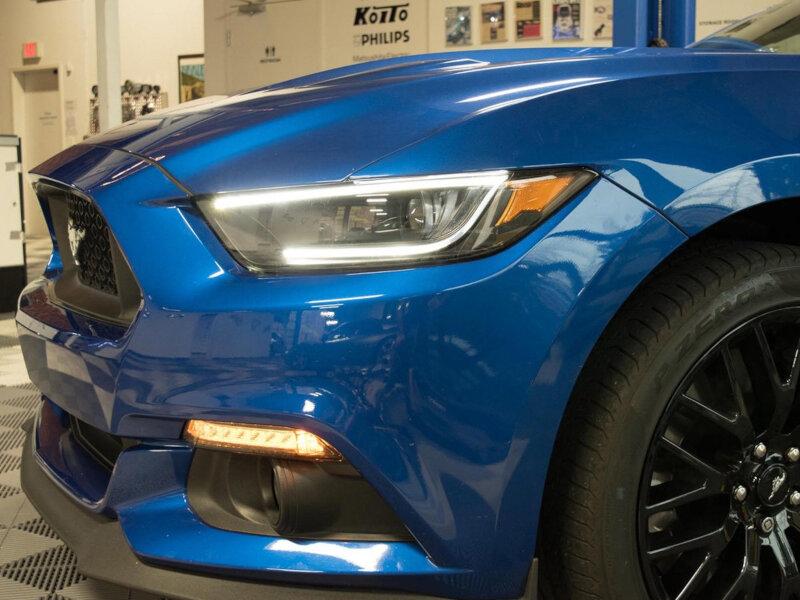 2015 2017 Mustang Morimoto Xb Led Headlights Lf410