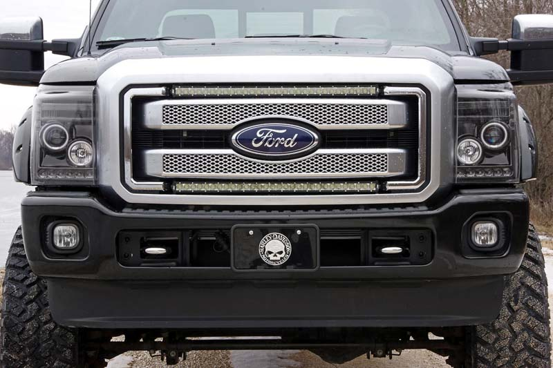 2011 2016 f250 f350 rough country 30 cree led grille light kit 7053 2011 2016 f250 f350 rough country 30 cree led grille light kit aloadofball Choice Image