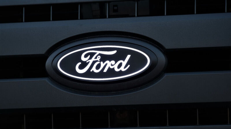 2017-2019 F250 & F350 Putco Luminix LED Ford Emblem ...