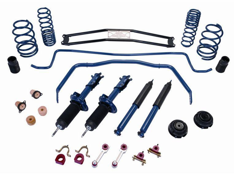 Suspension System   Mustang Gt Ford Racing Handling Package