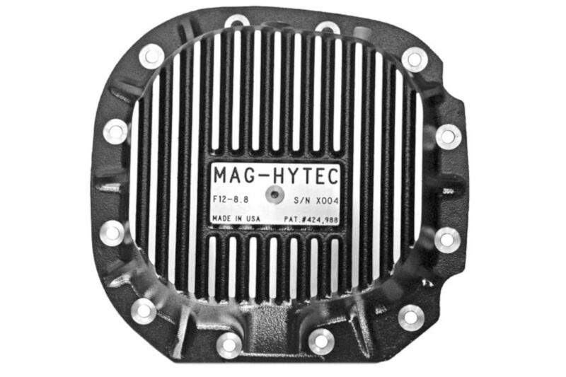 2015-2019 F150 Mag-Hytec Rear Differential Cover (Super 8 8