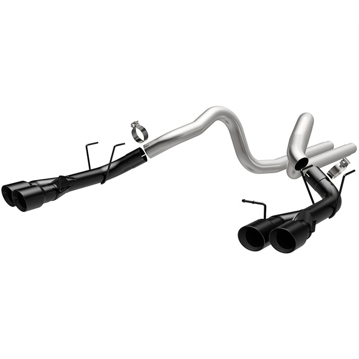13-14 Mustang GT500 Shelby Magnaflow Cat-Back Exhaust System (Competition)