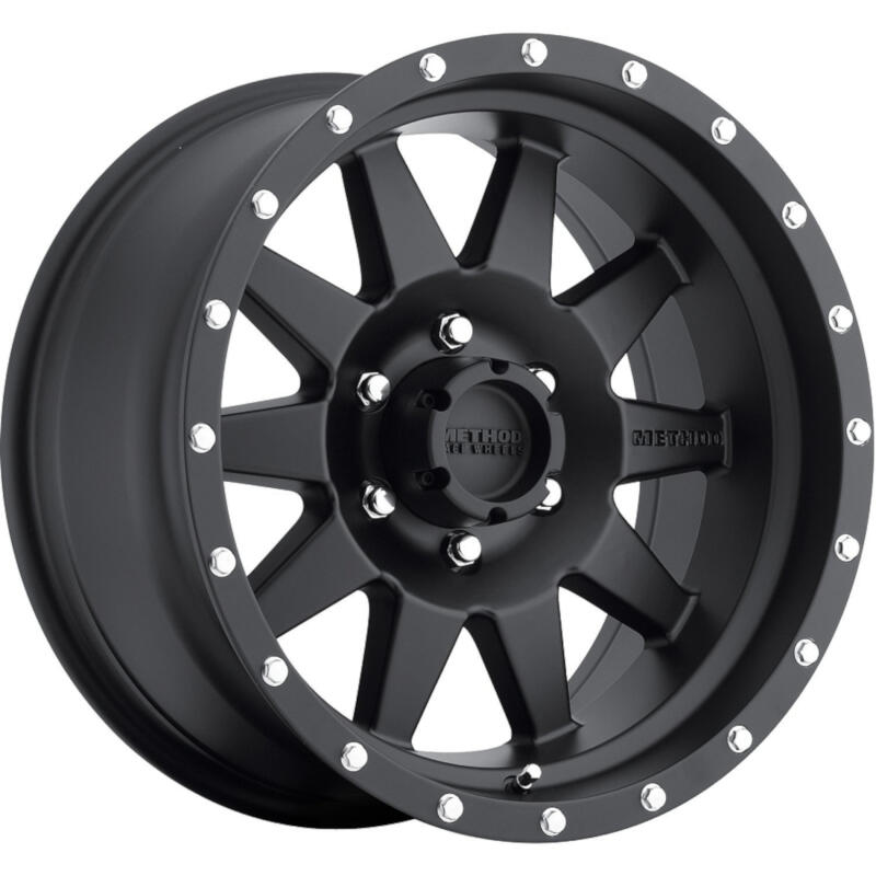 2004 2019 F150 Method 20x9 Standard Wheel Matte Black