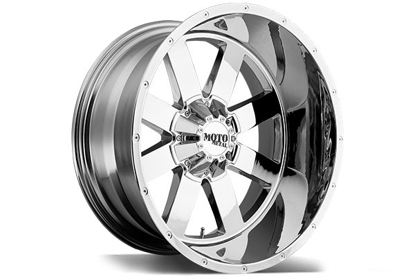 "Lifted 2015 F150 >> 2004-2019 F150 Moto Metal MO962 20x9"" Chrome Wheel (0mm ..."