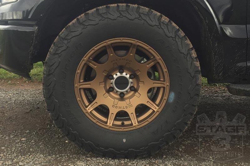 2004 2020 F150 Method 18x9 Quot Roost Wheel Bronze