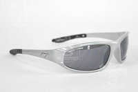 Mustang Competitor Sunglasses- Silver Frame