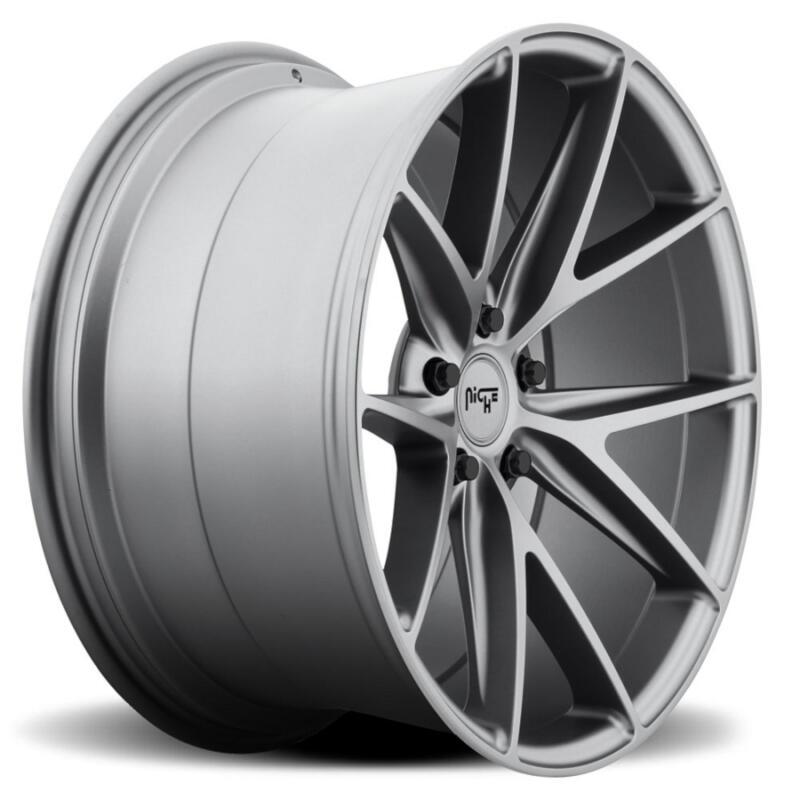 """Ford Ranger Lug Pattern >> 2013-2017 Focus ST Niche M116 Misano 18x8"""" Wheel (5x108 ..."""