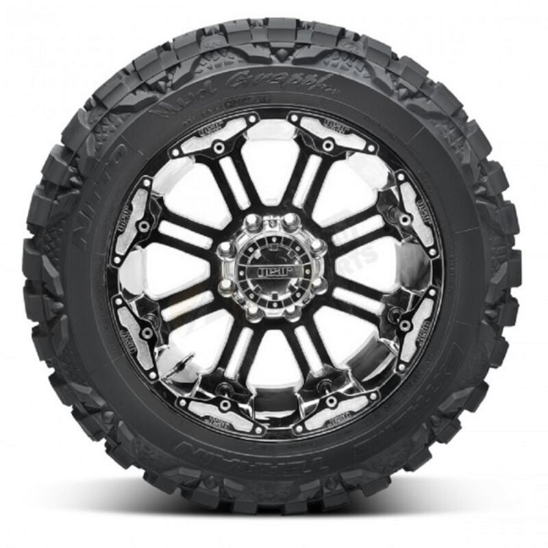 37x13.50R20LT Nitto Mud Grappler Extreme M/T Radial Tire ...