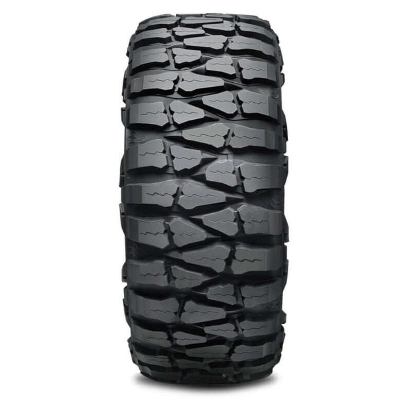 33x12 50r20lt Nitto Mud Grappler Extreme M T Radial Tire