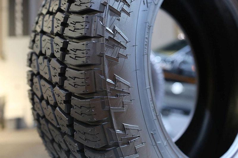LT275/55R20 Nitto Terra Grappler G2 A/T Radial Tire NIT215-220